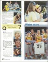 2001 Carmel High School Yearbook Page 18 & 19