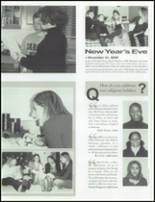 2001 Carmel High School Yearbook Page 22 & 23