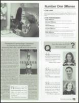 2001 Carmel High School Yearbook Page 34 & 35