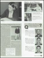 2001 Carmel High School Yearbook Page 40 & 41
