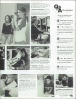 2001 Carmel High School Yearbook Page 56 & 57