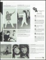 2001 Carmel High School Yearbook Page 76 & 77