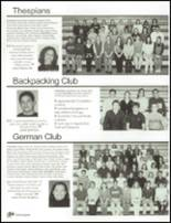 2001 Carmel High School Yearbook Page 78 & 79