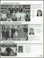 2001 Carmel High School Yearbook Page 94 & 95