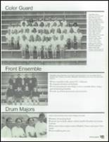 2001 Carmel High School Yearbook Page 100 & 101