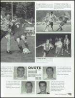 2001 Carmel High School Yearbook Page 106 & 107