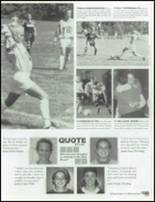 2001 Carmel High School Yearbook Page 108 & 109
