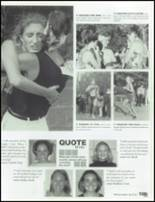 2001 Carmel High School Yearbook Page 112 & 113