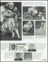 2001 Carmel High School Yearbook Page 118 & 119