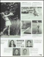 2001 Carmel High School Yearbook Page 122 & 123