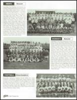 2001 Carmel High School Yearbook Page 128 & 129