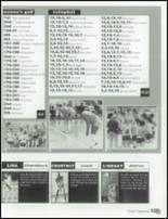 2001 Carmel High School Yearbook Page 130 & 131