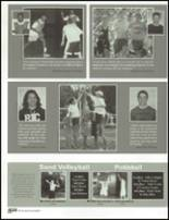 2001 Carmel High School Yearbook Page 134 & 135
