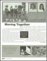 2001 Carmel High School Yearbook Page 160 & 161