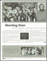 2001 Carmel High School Yearbook Page 164 & 165