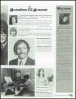 2001 Carmel High School Yearbook Page 178 & 179