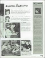2001 Carmel High School Yearbook Page 180 & 181