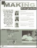 2001 Carmel High School Yearbook Page 184 & 185