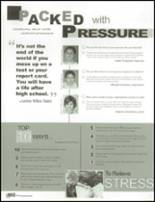 2001 Carmel High School Yearbook Page 186 & 187