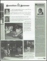 2001 Carmel High School Yearbook Page 188 & 189