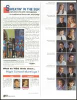 2001 Carmel High School Yearbook Page 206 & 207