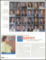 2001 Carmel High School Yearbook Page 216 & 217