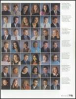 2001 Carmel High School Yearbook Page 218 & 219