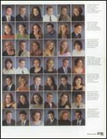2001 Carmel High School Yearbook Page 220 & 221