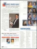 2001 Carmel High School Yearbook Page 226 & 227