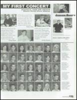 2001 Carmel High School Yearbook Page 232 & 233