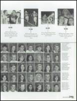 2001 Carmel High School Yearbook Page 244 & 245