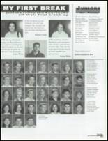 2001 Carmel High School Yearbook Page 246 & 247