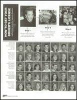 2001 Carmel High School Yearbook Page 254 & 255