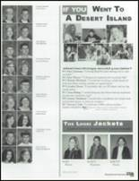 2001 Carmel High School Yearbook Page 256 & 257