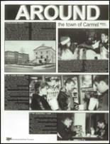 2001 Carmel High School Yearbook Page 298 & 299