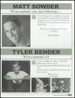 2001 Carmel High School Yearbook Page 312 & 313