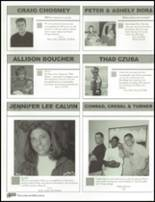 2001 Carmel High School Yearbook Page 324 & 325