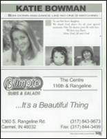 2001 Carmel High School Yearbook Page 326 & 327