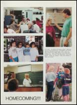 1987 Crestwood High School Yearbook Page 10 & 11
