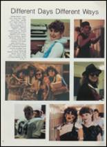 1987 Crestwood High School Yearbook Page 14 & 15