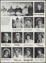 1987 Crestwood High School Yearbook Page 42 & 43