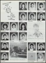 1987 Crestwood High School Yearbook Page 56 & 57