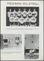 1987 Crestwood High School Yearbook Page 74 & 75