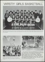 1987 Crestwood High School Yearbook Page 84 & 85