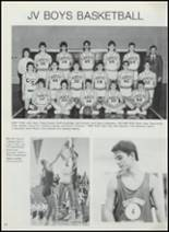 1987 Crestwood High School Yearbook Page 86 & 87