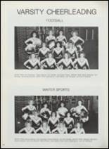 1987 Crestwood High School Yearbook Page 98 & 99