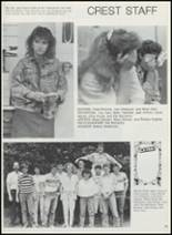 1987 Crestwood High School Yearbook Page 108 & 109