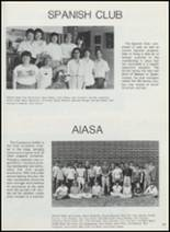 1987 Crestwood High School Yearbook Page 110 & 111