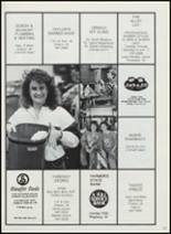 1987 Crestwood High School Yearbook Page 126 & 127