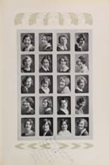 1928 Los Angeles High School Yearbook Page 42 & 43